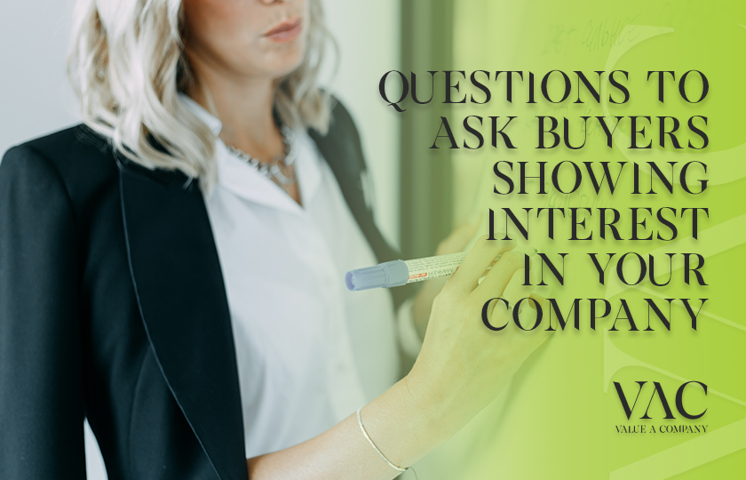 Questions To Ask Buyers Showing Interest In Your Company