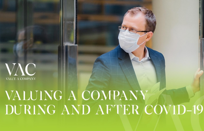 Valuing A Company During And After Covid-19