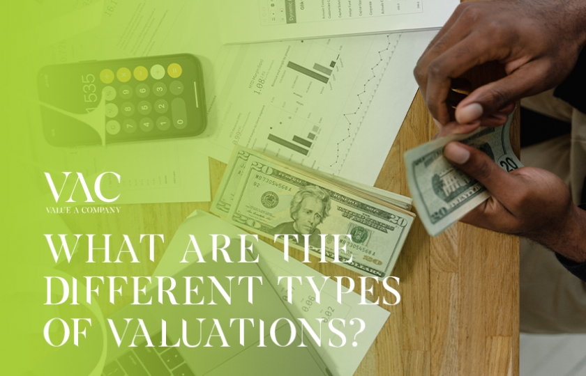 What Are The Different Types Of Valuations?